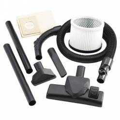 Строительный пылесос Black+Decker WBV1450